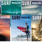 昨年4月に創刊したサーフィン専門誌『SURF MAGAZINE』が休刊へ。今後ウェブサイトなどは継続