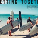 SURFSIDE STYLE MAGAZINE「Blue.73号」のテーマは「つながる場所へ ~Getting Together~」