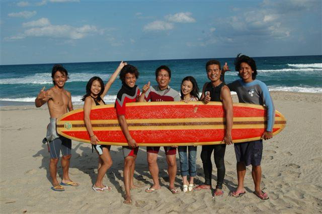 前作「ライフ・オン・ザ・ロングボード」には、今でも「この映画がきっかけでサーフィンを始めました」という熱いメッセージが寄せられる