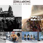 BILLABONG公式オンラインストアがリニューアル・オープン! リニューアル記念キャンペーン実施中。