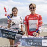 浜瀬海が3連勝で2年連続のグラチャンも確定。小山みなみJPSA初優勝。swatch ALL JAPAN PRO 鵠沼