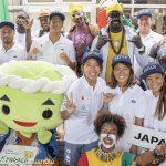 2018 アーバンリサーチ ISAワールドサーフィンゲームスのオープニングセレモニー開催。大会は明日開幕