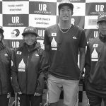国別対抗タッグチーム・リレー試合「ISAアロハ・カップ」で波乗りジャパンは銀メダルを獲得。