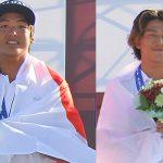 五十嵐カノアと村上舜が表彰台。日本史上初の個人メダル2個獲得。波乗りジャパンは暫定4位。
