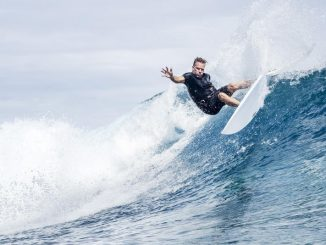 スタイリッシュなサーフィンの代名詞だったルーク・イーガン © WSL / Cestari