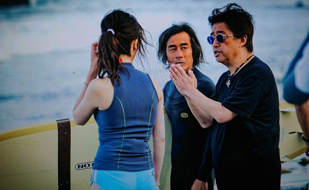 サーフィンシーンは、前作同様に日本屈指のサーフィンカメラマンの土屋高弘氏が担当。