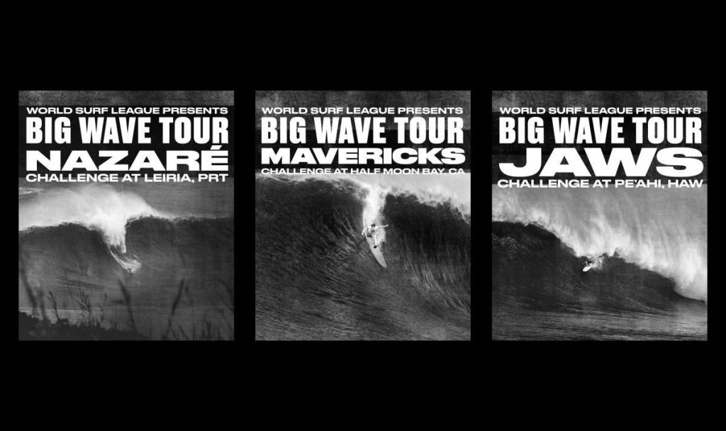 Big Wave Tour Events