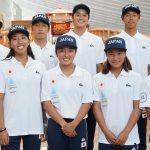 波乗りJAPANジュニア日本代表がカリフォルニアへ出発。VISSLA ISA 世界ジュニアサーフィン選手権