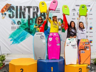 Sintra Portugal Pro 2018で3位となった鈴木彩加