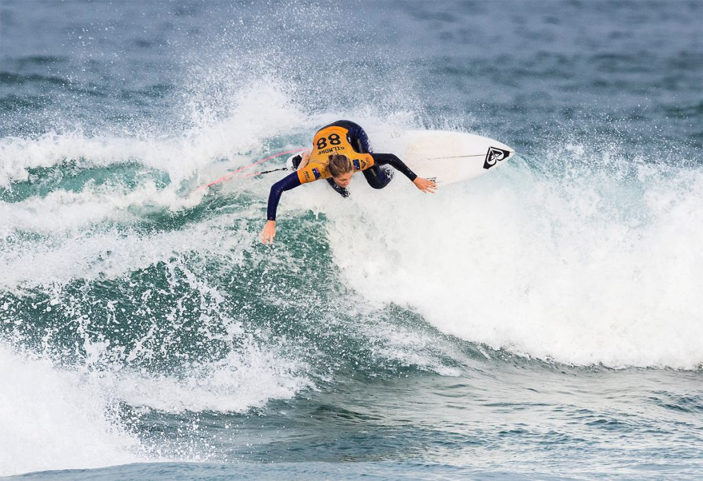 PHOTO: © WSL / Poullenot