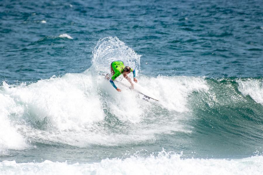 オーストラリアのミア・マッカーシー WSL / Tom Bennett