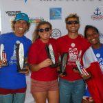 浜瀬海3位。トニー・シルバニとマリア・フェルナンダ・レイズが優勝。「Rincon 50サーフェスト」