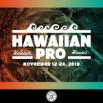 ハワイ・オアフ島ノースショアのハレイワでQS10000「ハワイアン・プロ」開幕。大会初日ハイライト映像