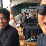 スネークテールズの新たなメンバーとして大原洋人が参加。最新版はQS「ハワイアンプロ」舞台裏