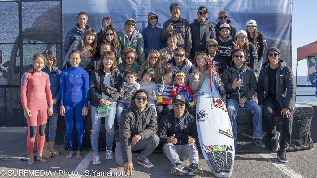 大会をフルサポートしてくれた仙台ローカルのみんな。ありがとうございました!