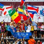 2019 ISA ワールドサーフィンゲームスが宮崎県宮崎市にて開催決定。ISAイベント日本開催は3年連続