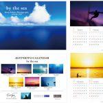 海を近くに感じて欲しい…フォトグラファー佐原健司氏の2019年 PHOTO CALENDARが発売。