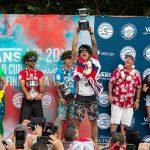 イズキール・ラウがVANSワールドカップで2度目の優勝。QSランクが確定。クオリファイする選手は?