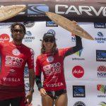 コナー・オリアリーとフィリッパ・アンダーソンがオーストラリア初戦QS1000「Carve Pro」で優勝
