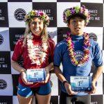 金沢呂偉がハワイのサンセットで行われた「サンセット・プロ・ジュニア」で奇跡の大逆転優勝