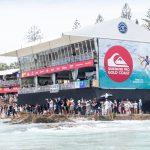 クイックシルバーは2021年までのオーストラリア・チャンピオンシップ・ツアーイベントのスポンサー契約を更新