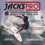 五十嵐カノアがホームであるハンティントンビーチで行われる「Jack's Surfboards Pro」参戦
