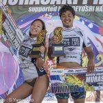 安井拓海がバリ島クラマスで行われたJPSA開幕戦「ガルーダ・インドネシア/旅工房ムラサキプロ」優勝。