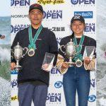 村上舜、松田詩野が初代日本チャンピオン。ISA世界戦日本代表が確定。ジャパンオープン最終日