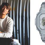 耐衝撃ウオッチ「G-SHOCK」から五十嵐カノア・シグネチャーモデル『GLX-5600KI』発売決定