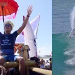 【速報!】五十嵐カノアがバリ島で開催されたCT第3戦でチャンピオンシップ・ツアー初優勝で世界ランク2位へ。