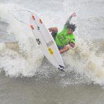 古川海夕がアメリカ東海岸のヴァージニアビーチで開催された「VANSプロ・ジュニア」で準優勝