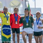 ペルーのソフィア・ムラノヴィッチが金メダル。15年ぶりのISA優勝。ISAワールドサーフィンゲームス