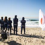 日本暫定2位。波乗りジャパン勝ち残りは8名に。ISA世界ジュニア大会6日目ハイライト映像