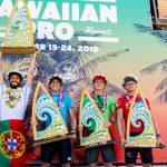 ポルトガルのフレデリコ・モライスがトリプルクラウン初戦「ハワイアンプロ」で優勝。QSランクもトップに