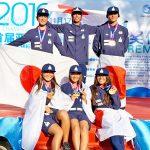 記念すべき「第1回アジア・サーフィン選手権」終了。上山キアヌ久里朱、中塩佳那、田岡なつみが優勝