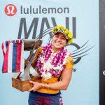 カリッサ・ムーアが4度目のワールドタイトル獲得、 ステファニー・ギルモアが5度目のマウイプロで優勝