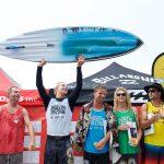 イーサン・ユーイングが第23回「BILLABONG バーレー・シングル・フィン・フェスティバル 」で優勝