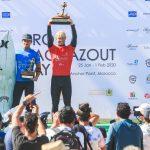 ナット・ヤング(USA)がモロッコで開催されたQS5000「Pro Taghazout Bay」で優勝。五十嵐カノアは5位。