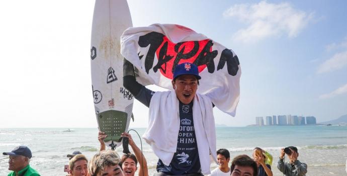 Shun Murakami wins QS5000