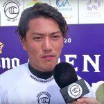 村上舜が最高得点14.93をマーク。大原洋人もシングル・ベスト8.17。コロナ・オープン・チャイナ