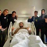 2018 WSLビッグウェイブ世界チャンピオンのビリー・ケンパーがモロッコで大怪我を負い緊急入院。