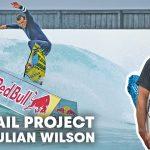 ジュリアン・ウィルソンが、ウェイブプールでSURF & SKATEの融合。レッドブルのドキュメンタリー映像公開