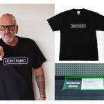 ハイブリッドな老眼鏡ブランド「DON'T PANIC」が、インスタグラム限定のプレゼント企画をスタート。
