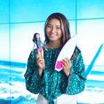 高校生プロサーファー松田詩野が、Barbieが企画するロールモデルプログラムに選ばれ バービー人形になる