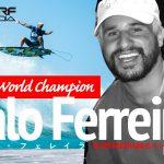 5年で掴んだ王冠、その強さの裏側にあるもの。イタロ・フェレイラ SURFMEDIAインタビュー。