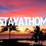 緊急事態宣言が発令。大切な人を守るために。また笑顔でサーフィンするために。#StayAtHome