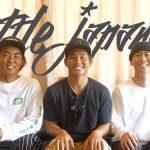 プロサーファーの大原洋人が、子供の頃からの友人である都筑百斗らとYouTubeチャンネルをスタート。
