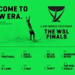 ワールドサーフリーグは2020年シーズンをキャンセル、2021年の新フォーマットを発表。スペシャル・イベントも開催