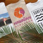 ハワイを代表するサーフブランド「ローカルモーション」が、ハワイで人気の銘店とコラボレーション