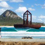 オーストラリアの最新ウェイブ・プール・システム「Surf Lakes 」が更に波質がグレードアップ。